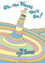 Best Rated Books for 6 Year Olds 2014 | Oh, The Places You'll Go!: Dr. Seuss