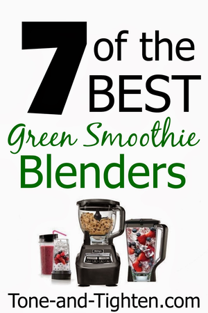 Equipment Make The Best Green Smoothies