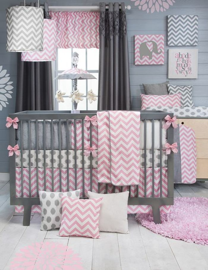 Crib Bedding Baby Boy Rooms: Best Chevron Baby Bedding Sets - Boy Or Girl