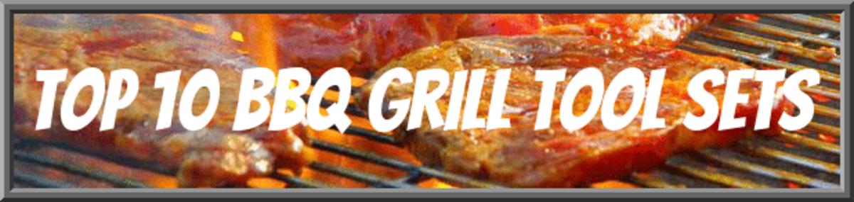 Headline for Best Rated BBQ Grill Tool Sets
