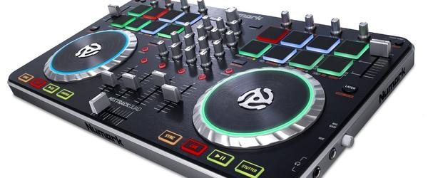 top 10 best dj mixing controllers for beginners reviews 2017 2018 a listly list. Black Bedroom Furniture Sets. Home Design Ideas