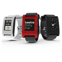 Nine Wearables, Smartwatches, Wristbands that you can buy today! | Pebble