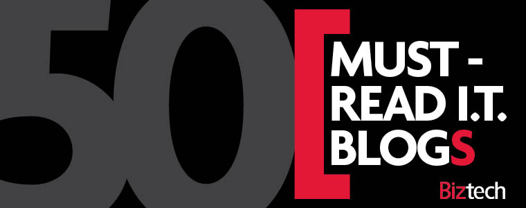 Headline for BizTech's 2012 Must-Read IT Blogs Nominees