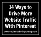 Making Money Using Pinterest | 14 Ways to Drive More Website Traffic With Pinterest