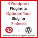 Making Money Using Pinterest | 4 Wordpress plugins to optimize your blog for pinterest