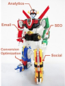 Guest Posts: Andy Crestodina | 10/9/12 The Giant Robot Guide to Combining Marketing Tactics by @crestodina | Spin Sucks