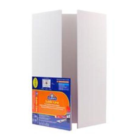 Foam poster board dimensions