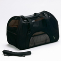 Best Cat Carriers for Large Cats | Bergan Comfort Carrier Soft-Sided Pet Carrier, Large, Black