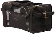 Best Cat Carriers for Large Cats | Sherpa 11721 Delta Deluxe Pet Carrier Medium Black