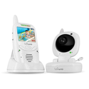 Top Rated Video Baby Monitors | Levana Jena Digital Baby Video Monitor with 8 Hour Rechargeable Battery and Talk to Baby Intercom