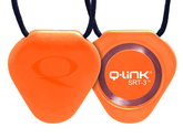 Qlink EMF Protection Pendant - Complete List | Orange SRT-3 Q-Link Pendant (New!)
