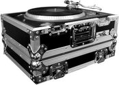 Best Rated DJ Turntable Cases and Coffins | Road Ready RR1200B Turntable Deluxe Case