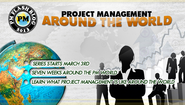 #PMFlashblog 2 Project Management Around The World - Brisbane & Gold Coast