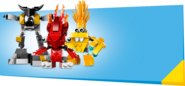 New Lego Mixels Series 2014