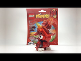 The New Lego Mixels Series 2014 | LEGO Mixels Flain Review 41500