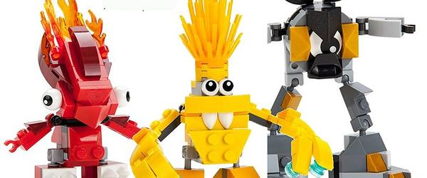 Headline for The New Lego Mixels Series 2014