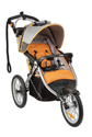 Best Jogging Strollers Reviews and Ratings 2014 | Jeep Overland Limited Jogging Stroller with Front Fixed Wheel, Fierce