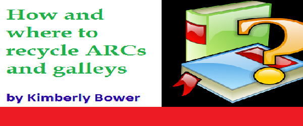How and Where to Recycle ARCs and Galleys