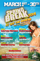 Events - March 2014 | Spring Break at Off the Hookah in Fort Lauderdale