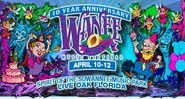 Events April 2014 - Florida | Wanee Festival 2014