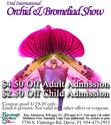 Events April 2014 - Florida | Please share this coupon for 25% Off 33rd Int'l Orchid Show this weekend at Flamingo Gardens #LoveFL