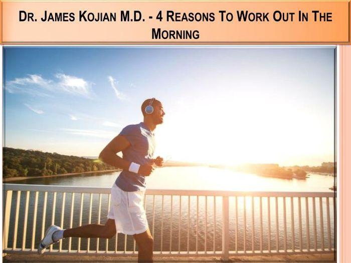 Dr James Kojian A Listly List