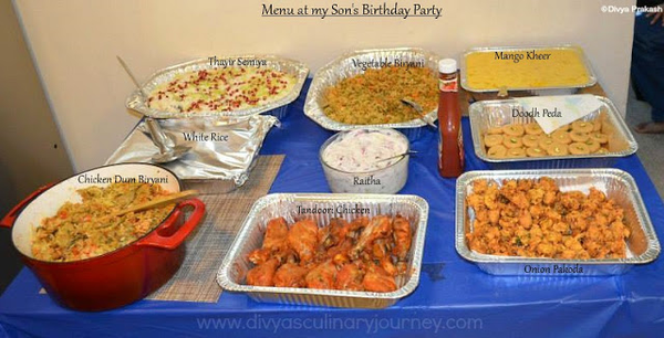 Kids Birthday Party Food Ideas India | A Listly List