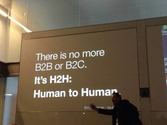 #H2H Mention List | #H2H: It's Time to Think Like a Human Marketer