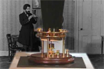 Alexander Graham Bell patents the telephone