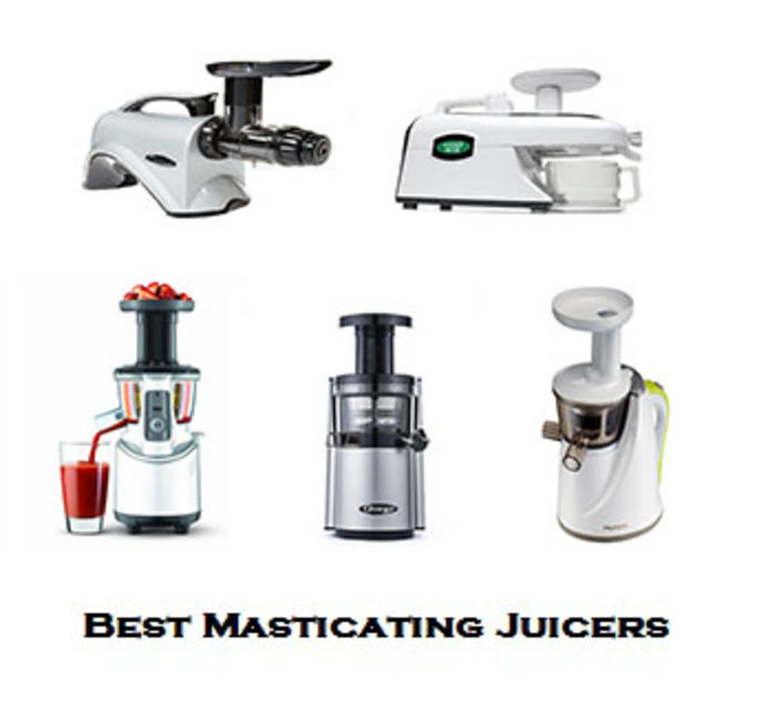 Top Masticating Juicers 2016 : Best Centrifugal Juicer Reviews 2017 - Juice Leafy Greens and Fruits A Listly List