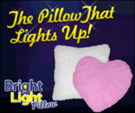 Bright Light Pillow As Seen On TV