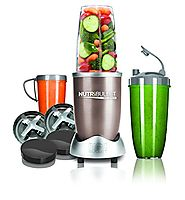 Best Countertop Blenders Reviews and Ratings | Magic Bullet NutriBullet Pro 900 Series Blender/Mixer System