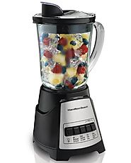 Best Countertop Blenders Reviews and Ratings | Hamilton Beach 58148A Power Elite Multi-Function Blender