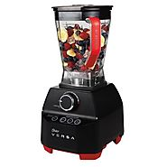 Best Countertop Blenders Reviews and Ratings | Oster VERSA 1400-watt Professional Performance Blender with Low Profile Jar + Bonus Cookbooks, BLSTVB-RV0-000