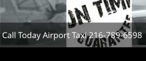 Airport Taxi Cleveland 216-789-6598