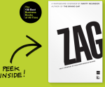 25 Best Business Books I've Read - 2012 | Zag – The Number One Strategy of High-Performance Brands