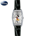 Best Mickey Mouse Watches for Women 2014 | Disney Mickey Mouse Watch - Interchangeable Leather Watchbands