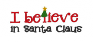 Do you believe in Santa Claus?