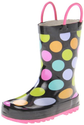 Western Chief Kids Rain Boots - Rain Boots For Toddlers 2014 | Western Chief Multi Dotty Rain Boot (Toddler/Little Kid/Big Kid)