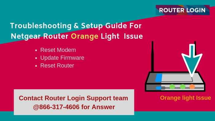 Netgear Router Troubleshooting Lights