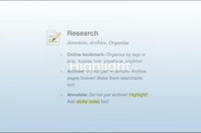 Diigo V4: Research ~ annotate, archive, organize