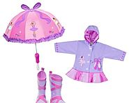 Best Children's Raincoats With Matching Boots And Umbrella's On Sale - Reviews - Tackk