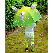 Best Children's Raincoats With Matching Boots And Umbrellas | Rain Gear For Kids
