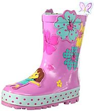 Kidorable Girls 2-6X Dora Rain Boots