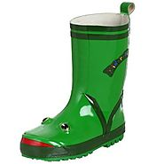 Kidorable Frog Rain Boot (Toddler/Little Kid)
