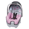 Best Infant Car Seats Reviews 2014 | Evenflo Nurture Infant Car Seat, Button Floral