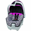 Best Infant Car Seats Reviews 2014 | Evenflo Discovery 5 Infant Car Seat, Marianna