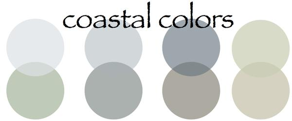 The Best Coastal Colors For Your Home