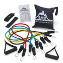 Best Home Exercise Band Set - Fitness Tube Set‎ - 2014 Reviews | Amazon.com: Exercise Bands: Exercise & Fitness: Sports & Outdoors