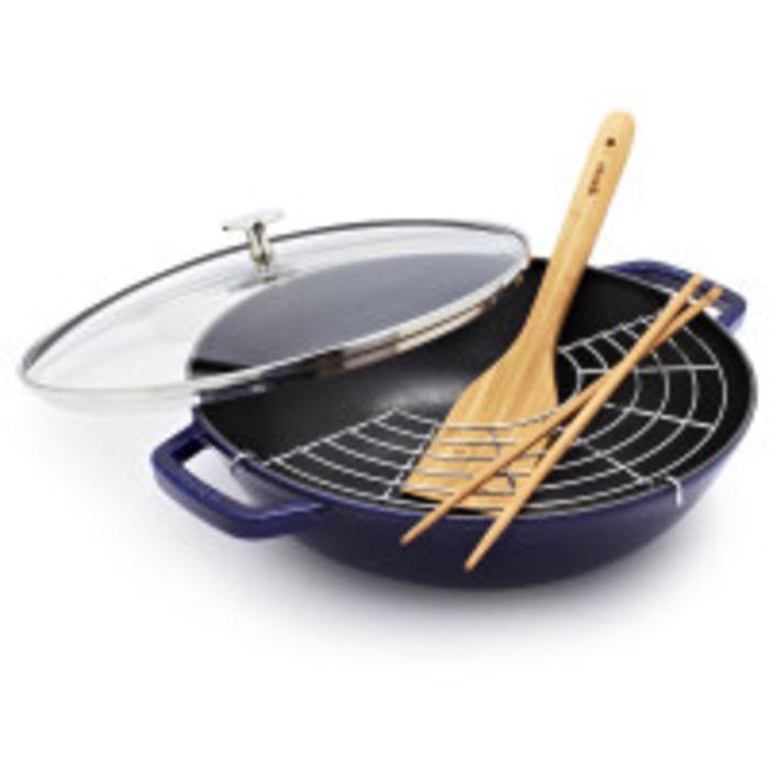 Best wok reviews 2014 a listly list for Sur la table 6 quart